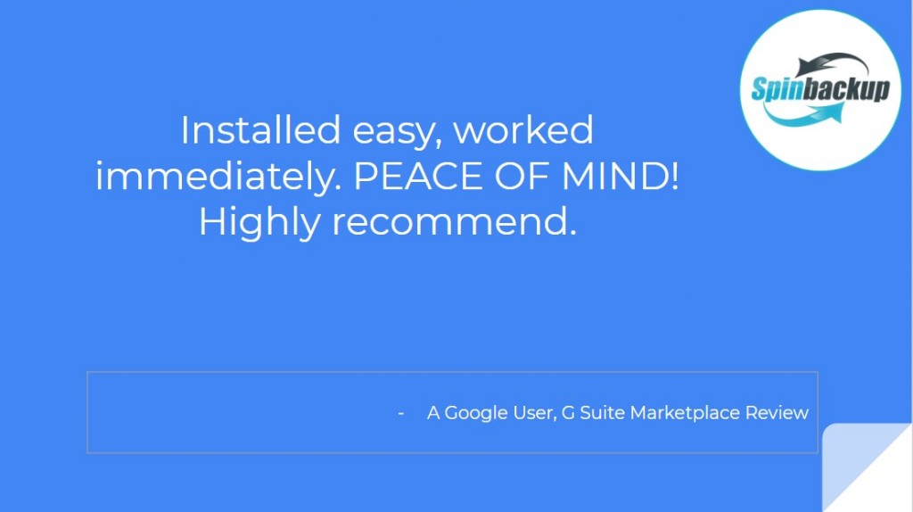 g suite marketplace review on google account recovery
