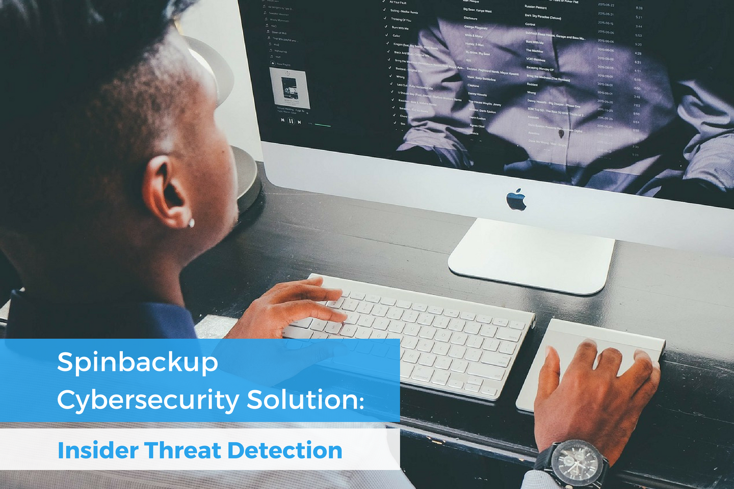 Spinbackup Cybersecurity Solution