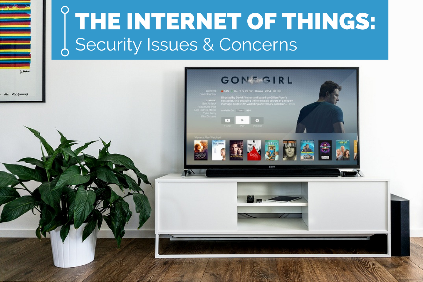 The Internet of Things: Security Issues & Concerns