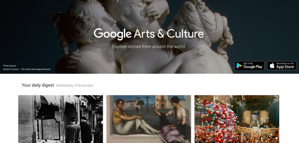google-culture-app