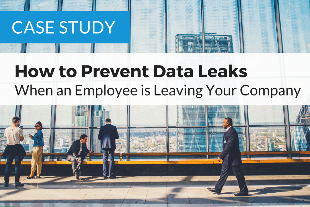 spinbackup CASE STUDY how to prevent data leaks