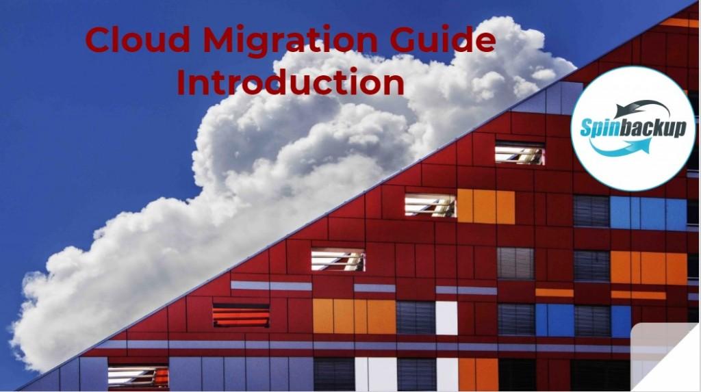 cloud migration guide introduction