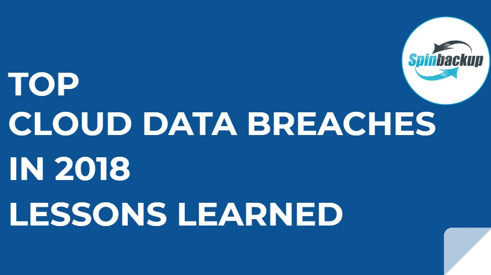 top cloud data breaches in 2018
