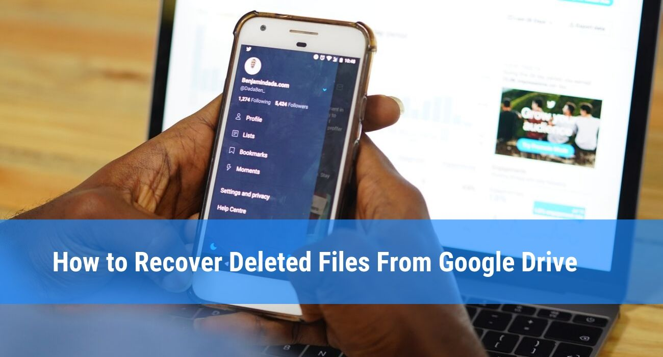 How to Restore Files From Google Drive