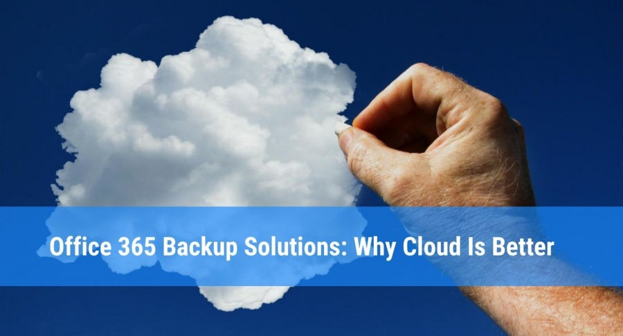 Office 365 email backup