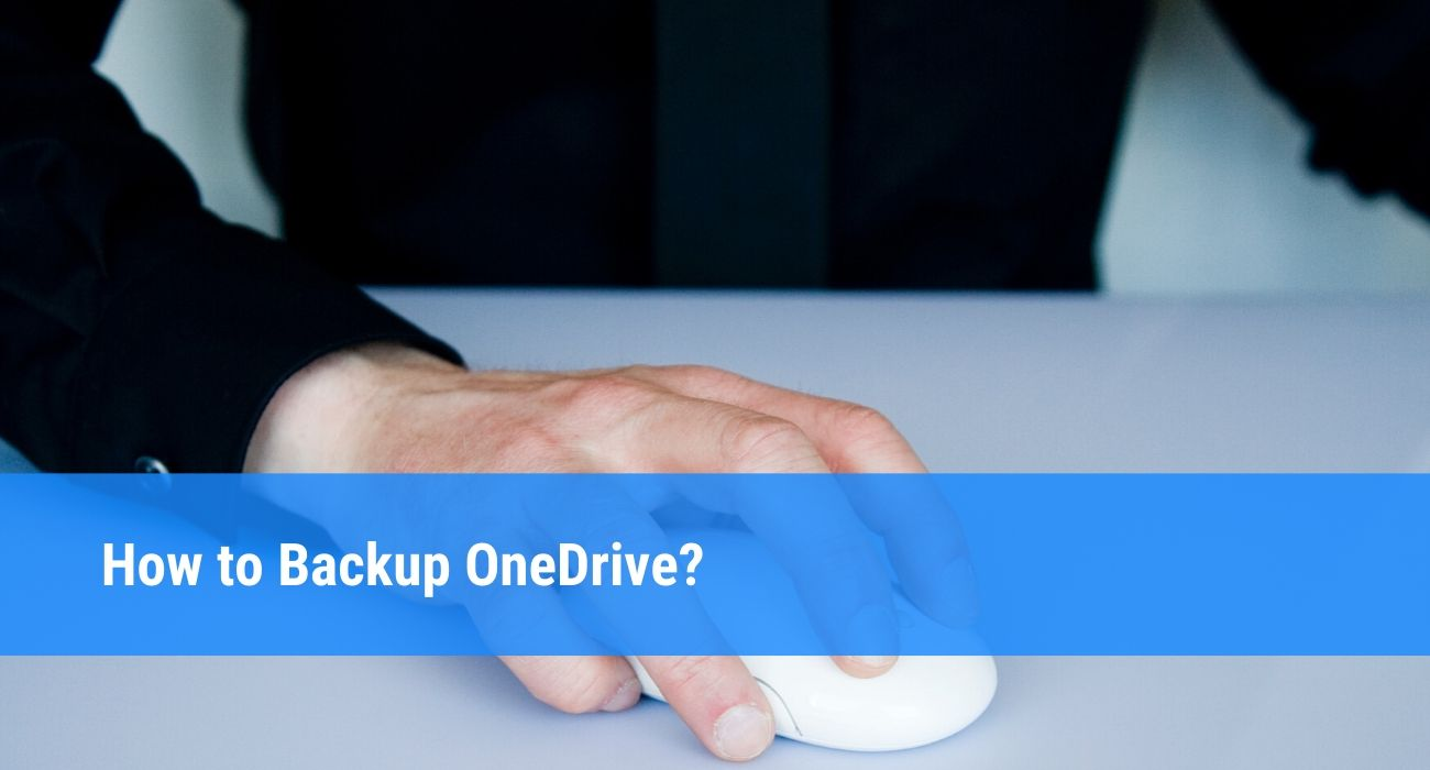 OneDrive backup guide's featured image