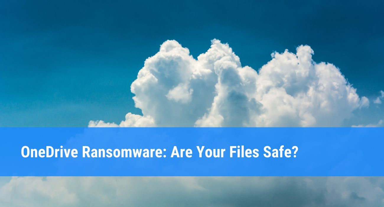 OneDrive ransomware