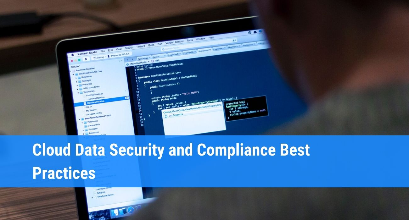 Cloud Data Security And Compliance Best Practices