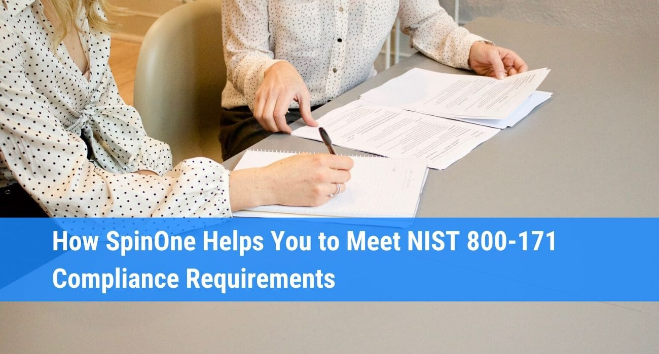 How to Meet NIST Compliance Requirements