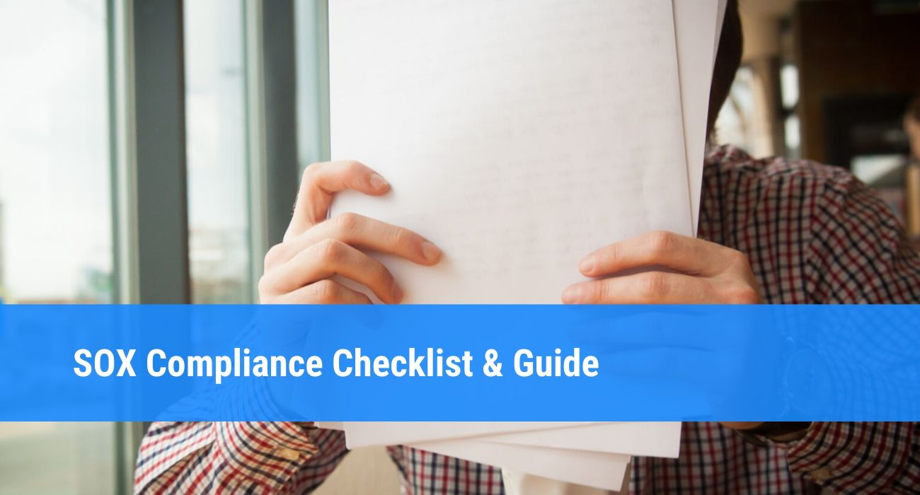 SOX compliance audit: how to prepare for it