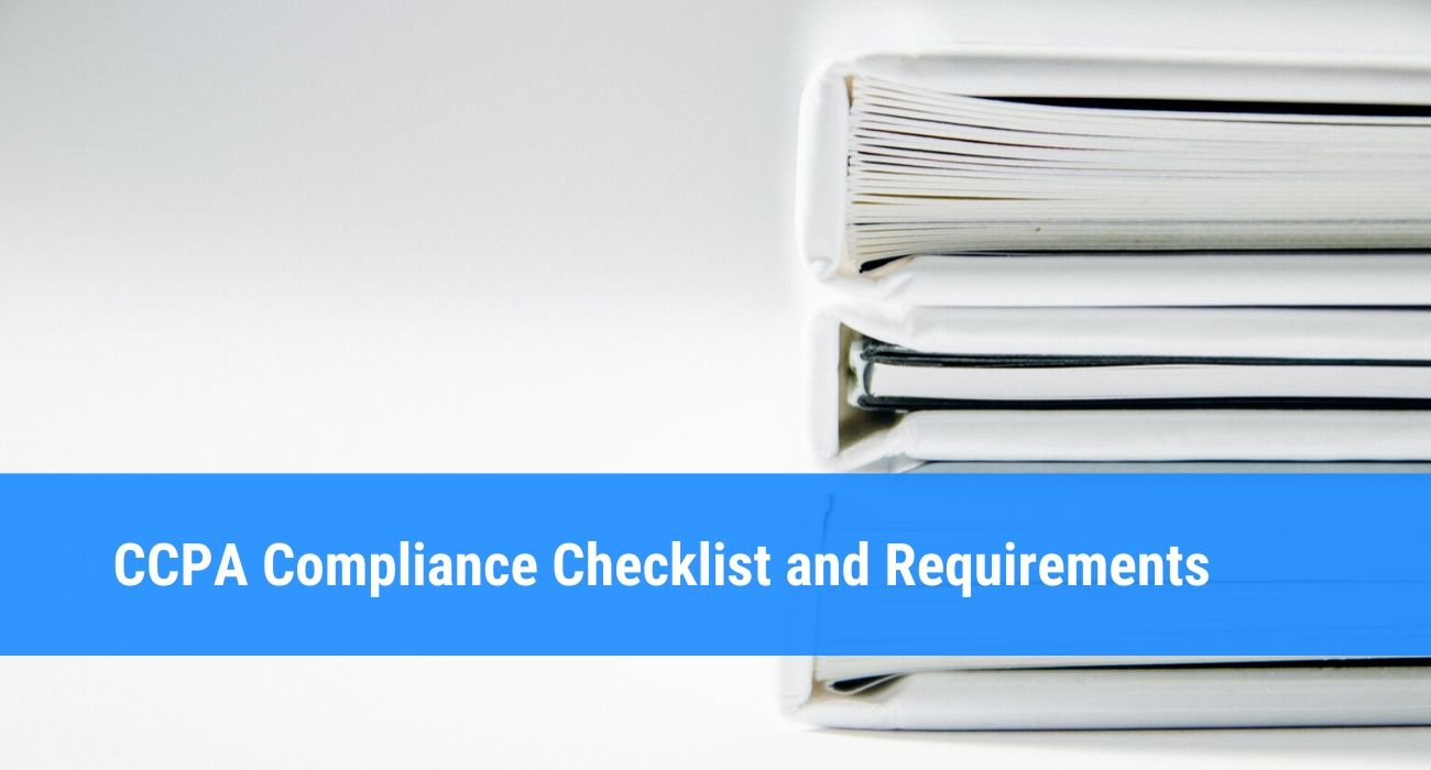 CCPA Compliance Checklist: Step-by-Step Guide