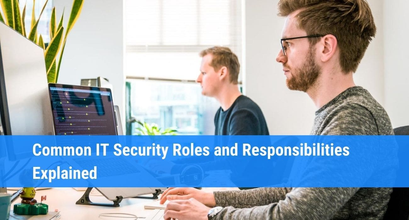 IT security roles
