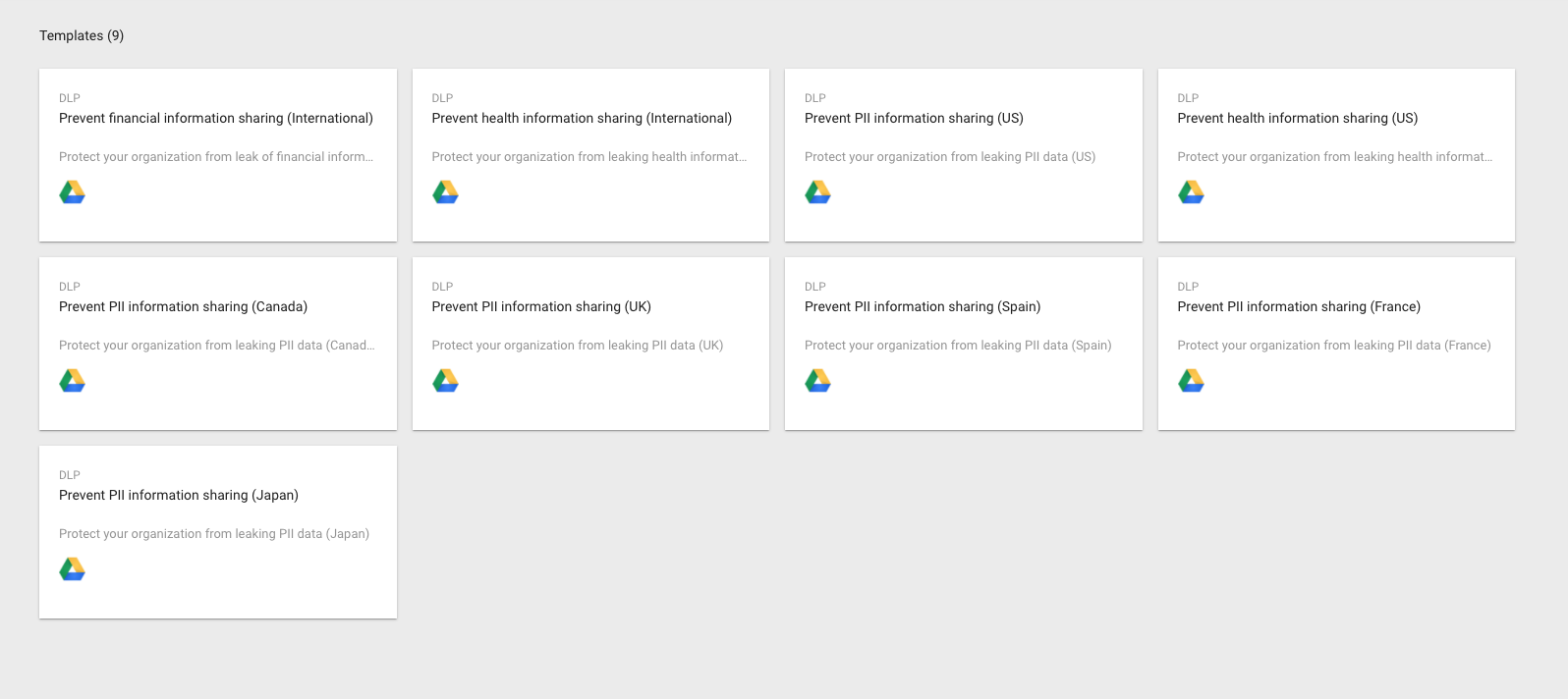 New G Suite security features