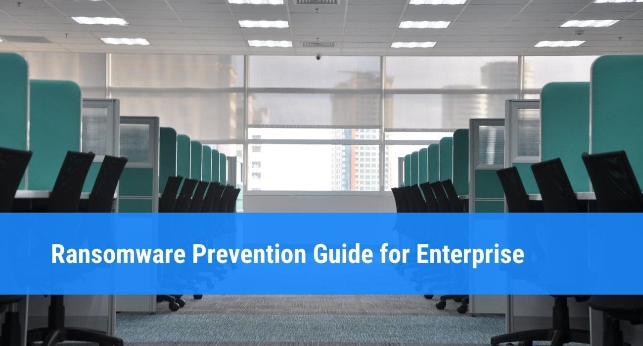ransomware prevention guide