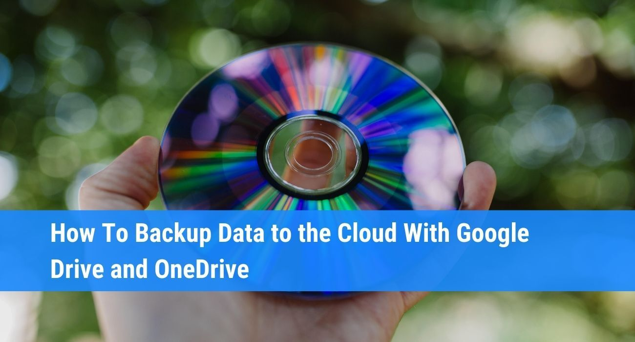backup computer data to cloud